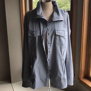 Deluth Trading lightweight jacket.   XL
